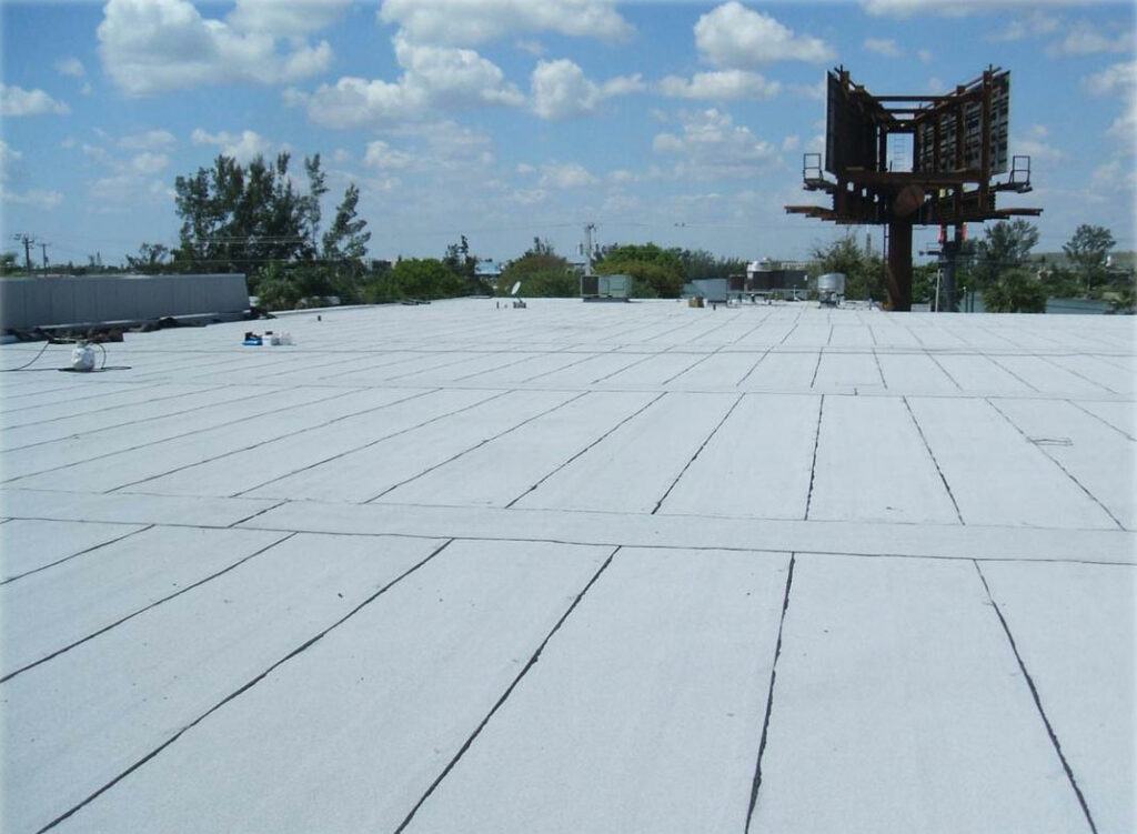 JM Cold Applied Flat Roof